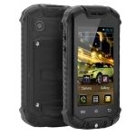 SmartPhone Z18 Army IP53, Resistente a Golpes y Suciedad, GPS + AGPS, Android 4.0, MTK6575 1.0GHz Dual Core, Flash: 256MB, RAM: 256MB, 2.45, Dual SIM