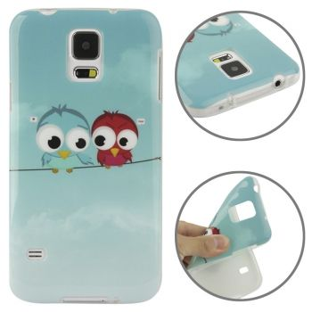 Funda TPU estilo Others para Galaxy S5 I9600