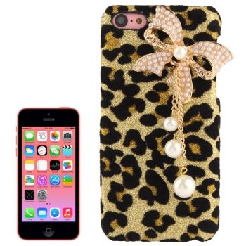 Funda 3D estilo Leopardo para iPhone5C