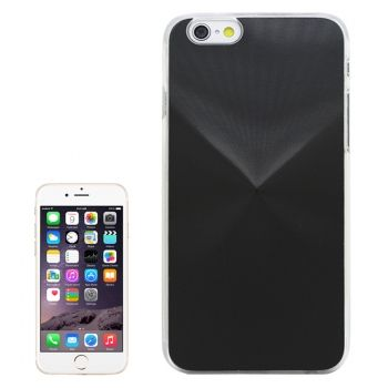 Funda de Metal + Pl�stico Textura CD para iphone-6