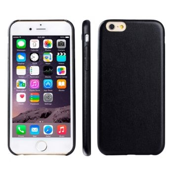 Funda de Piel Ultrafina para iPhone-6-Plus