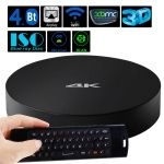 Smart TV android Measy B4A Amlogic S802 Quad Core con 4K Ultra HD y Media Player