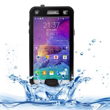 Funda LINK DREAM Waterproof con asa para Galaxy Note-4