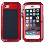 Funda Armor de metal Waterproof , a prueba de golpes y antipolvo para iPhone-6
