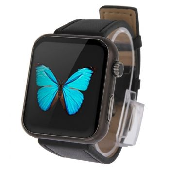 Smart Watch Atongm AW08 1.44 pantalla táctil y Bluetooth V4.1 / Podómetro / Agenda / Notificaciones / Anti-pérdida