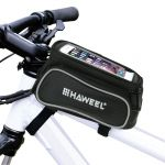 Soporte bicicleta HAWEEL con marco táctil para iPhone 6 / iPhone 6 Plus / iPhone 6s y 6s Plus