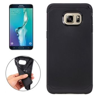 Funda CrossTex TPU + PC estilo Armor para Samsung Galaxy S6 EDGE+