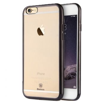 Funda TPU Ultrafina 1mm Baseus para iPhone 6 Plus y iPhone 6S Plus
