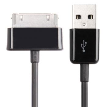 CABLE de sincronizaci�n y carga USB para Galaxy Tab Largo: 3m