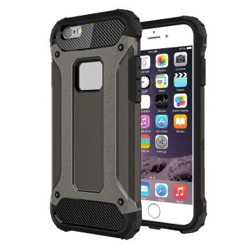 Funda Armor de TPU + Plástico CrossTex para iPhone 6 Plus / iPhone 6S Plus