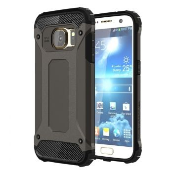 Funda TPU y pl�stico CrossTex para Samsung Galaxy S7