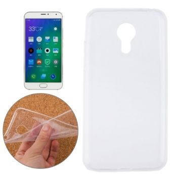 Funda TPU transparente de 0.75mm para Meizu Mx5