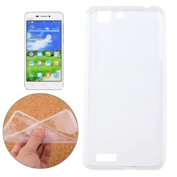 Funda TPU CrossTex transparente 0.75mm para vivo X3L