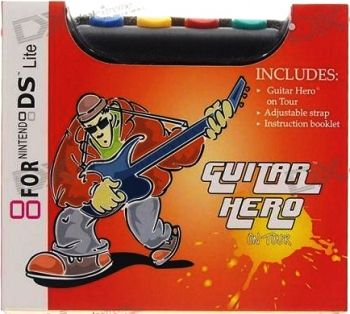 Adaptador Guitar Hero para DS