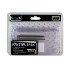 Funda NDSi XL Crystal Basic Pack