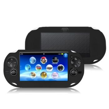 Funda de silicona Sony PS Vita