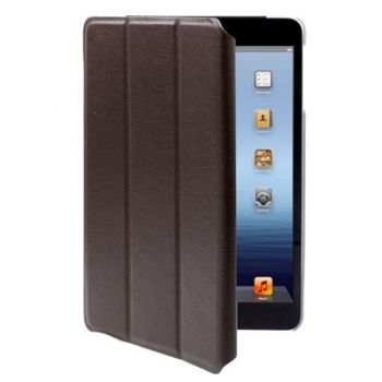 Funda de piel Litch Smart Cover con soporte para iPad mini