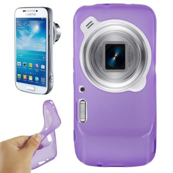 Funda TPU colores para Galaxy S4 Zoom / C1010