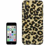Funda de pl�stico estilo leopardo iPhone5C