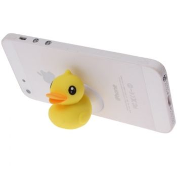 Soporte pato con ventosa iPhone5 / iPhone4 / iPhone5C / Samsung / HTC / LG