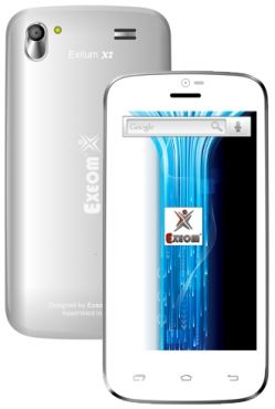 "Exeom Exilum X2 4"" MTK6572W Dual Core 1Ghz Android 4.2.2 Blanco - Smartphone"