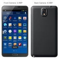 N900 / Note 3, 3G Phablet, Reconocimiento de gestos, GPS + AGPS, Android 4.2.2, MTK6592 1.5GHz 4 Core, RAM: 500mb, Flash: 16GB, 5.7  HD IPS 5
