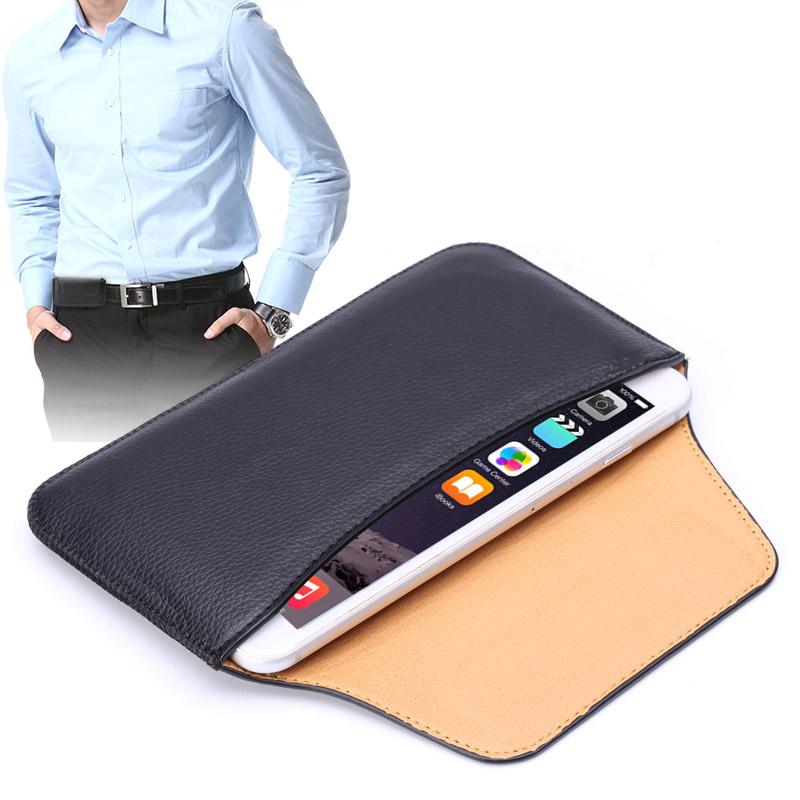 comprar funda movil piel iphone 6 cinturon