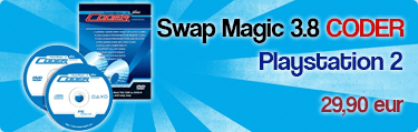 Swap Magic 3.8 PS2