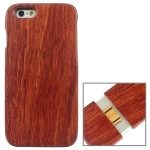Funda Desmontable de Madera de Pino para iphone-6