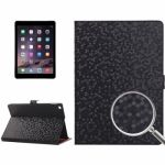 Funda Piel Textura Diamante con Soporte para  iPad-Air-2