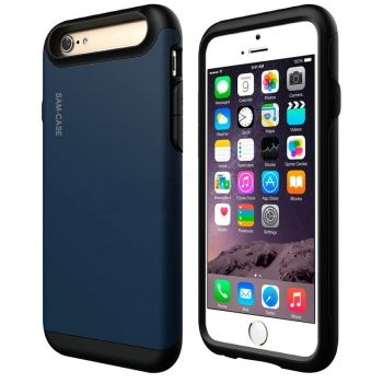 Funda TPU+ PC CrossTex Premium para iPhone 6