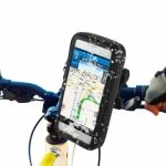 Funda deportiva con soporte bicicleta para iPhone 6 Plus / Galaxy Note 4 , 170mm x 90mm x 28mm