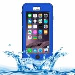 Funda Waterproof ABS con pantalla táctil para iPhone-6