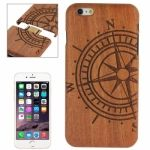 Funda de madera estilo ARC para iPhone-6-Plus