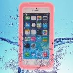 Funda waterproof con protección IP68 con correa para iPhone-6