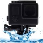 Carcasa sumergible hasta 45m Black Edition para GoPro HERO4 /3+,
