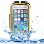 Funda sumergible hasta 40m IPX8 con asa para iPhone-6