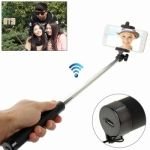 Palo Selfie Bluetooth Wireless con temporizador, Longitud: 80cm (Universal:-Smartphones,-Tablets,-eBooks)