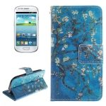 Funda de Piel Sexy CrossTex para Galaxy S3 mini / i8190