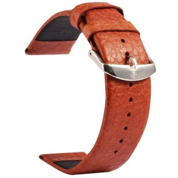 Correa Kakapi Buffalo de piel estilo clásico para Apple Watch 38mm