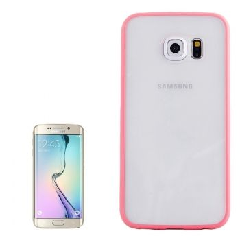 Funda acrílica anti-huellas para Galaxy-S6 Edge