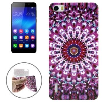 Funda Ultrafina Beautiful de TPU para Huawei Honor 6