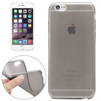 Funda Ultrafina Transparente CrossTex 0.3mm para iPhone 6 / iPhone 6S