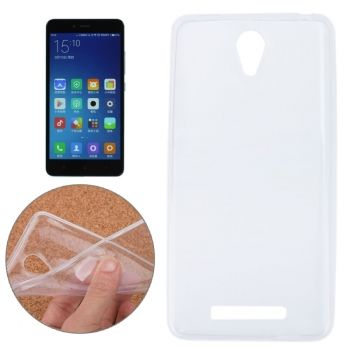 Funda TPU CrossTex transparente de 0.75mm para Xiaomi Redmi Note 2