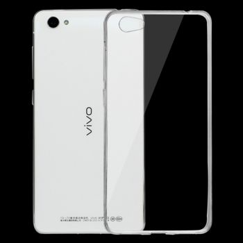 Funda TPU CrossTex transparente 0.75mm para vivo X5Pro