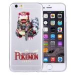 Funda TPU Pokemon para iPhone 6 / iPhone 6S
