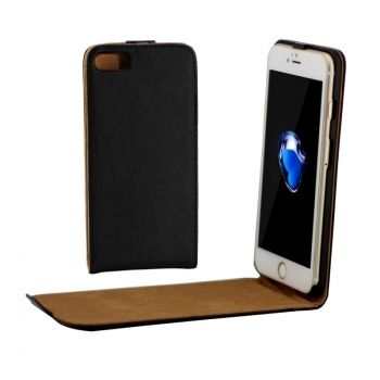 Funda de Piel Nappa vertical para iPhone 7