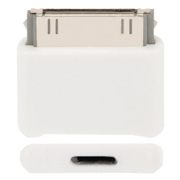 Adaptador Lightning 8 Pines hembra a 30 Pines macho iPhone4 / iPhone4S / iPad3 / iPod touch4
