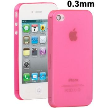 Funda TPU Ultra fino para iPhone 4 / iPhone 4S