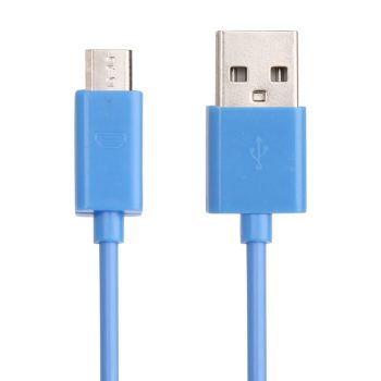 Cable de datos y carga Micro USB a USB Nokia / Sony / Samsung / LG / BlackBerry / HTC / Huawei / Kindle 1M